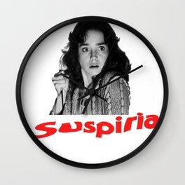 Jessica Harper (Suspiria, 1977) Wall Clock
