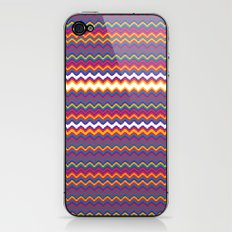 UFOlk 7 iPhone & iPod Skin
