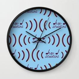 Drop D Studios Tapestry 2 Wall Clock