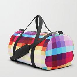 Multicolor Mellow Muse Duffle Bag