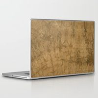 antique Laptop & iPad Skins featuring Antique by SarahKdesigns