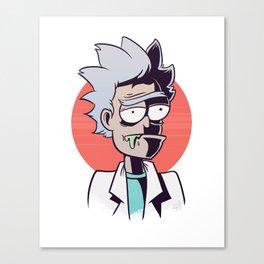 It's Rick Canvas Print