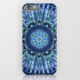 Brilliant invention to cool dear Earth - Abstract illustration iPhone Case