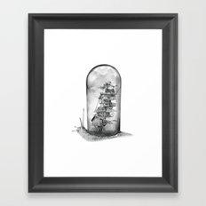 Evolving Home Framed Art Print