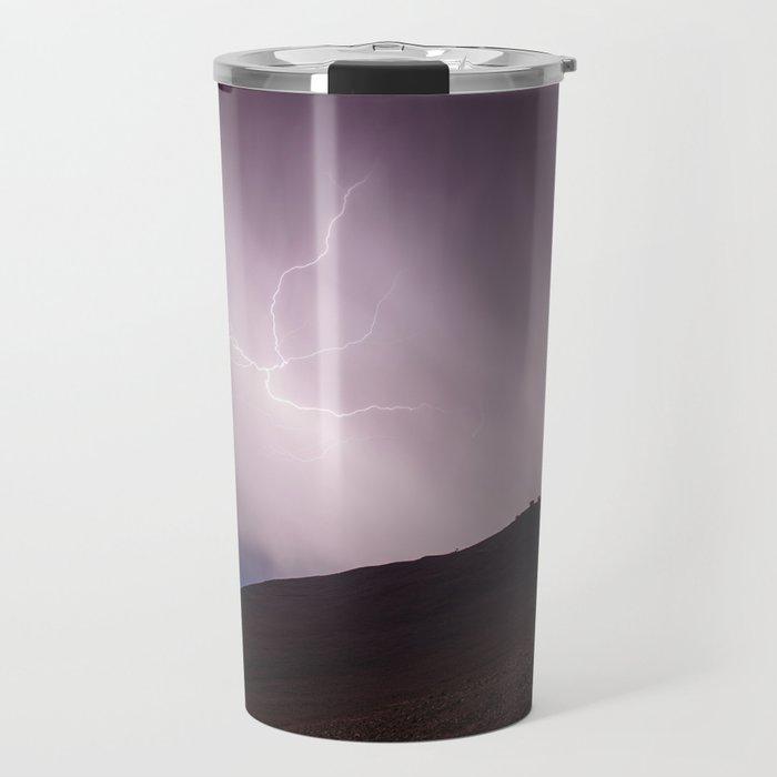 Violent Storm Travel Mug