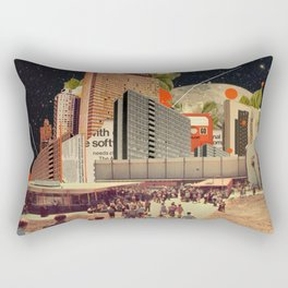 Software Road Rectangular Pillow