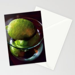 Limes Stationery Cards