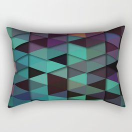 Flames Of Love Rectangular Pillow