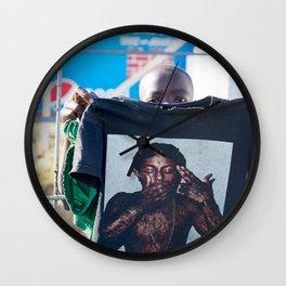 TUNECHI Wall Clock