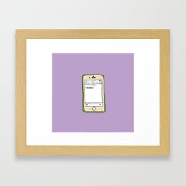 love galore Framed Art Print