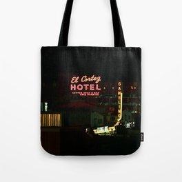 El Cortez Hotel Tote Bag