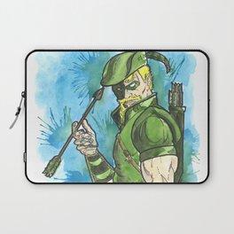The Green Vigilante Laptop Sleeve