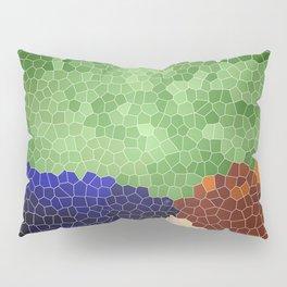 Gaudi´s garden Pillow Sham