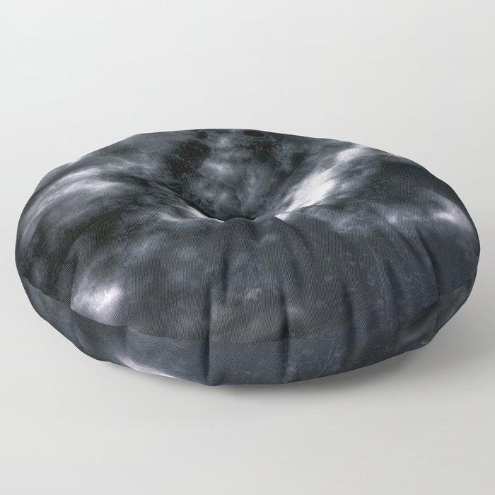 Dark Clouds Floor Pillow