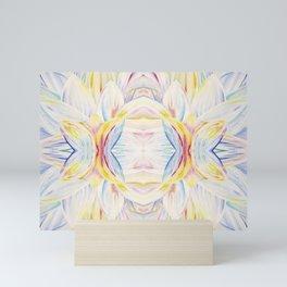 Opal Lotus Mini Art Print