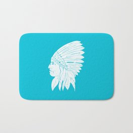 Chief / White Edition Bath Mat