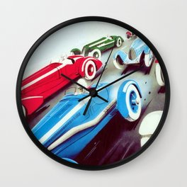 1932 Vintage 24 Hours of Le Mans French Auto Racing Wall Decor Wall Clock