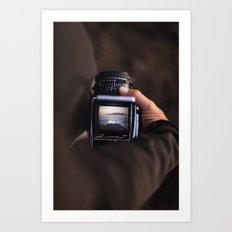 Medium Format Camera Dreams Art Print