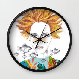Libertad Wall Clock