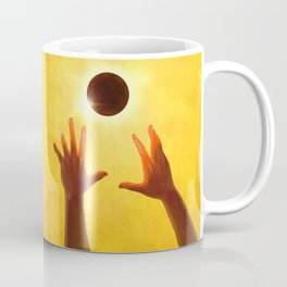 On Fire From Within Coffee Mug