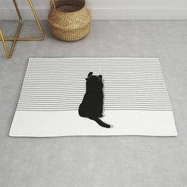 Cat Scratch Rug