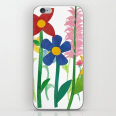 Birthday Flowers iPhone & iPod Skin