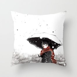 One Step More vol.6 Throw Pillow