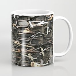Staples and Nails it! Coffee Mug