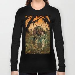 BEWARE THE MUD MUMMIES Long Sleeve T-shirt