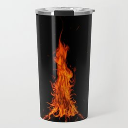 I See Fire Travel Mug