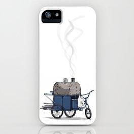 Chimenea Arepistica iPhone Case