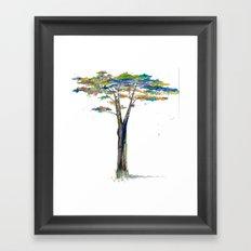 Jessi's Tree Framed Art Print
