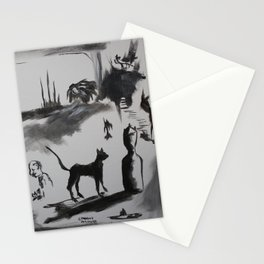 Stark Mad Stationery Cards