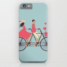 Love Couple iPhone 6 Slim Case
