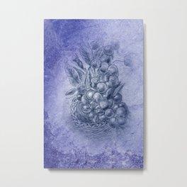 fruit basket -1- Metal Print