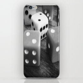 It's a game of chance... iPhone Skin