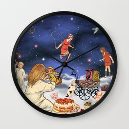 TOYLAND Wall Clock