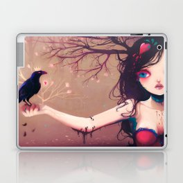 Le protocole amoureux. Laptop & iPad Skin