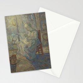 Evening (after Millet) Stationery Cards