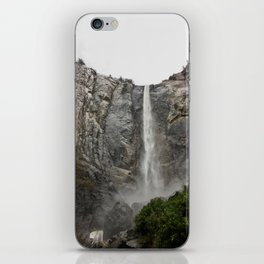 Yosemite - Braidalvail Falls iPhone Skin