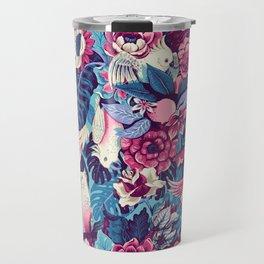 Florida Tapestry Travel Mug