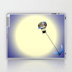 Catch the Moon Laptop & iPad Skin