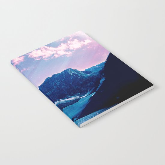 Mountain Magic Notebook