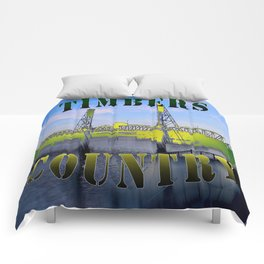 Timbers Country Comforters