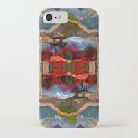 china iPhone & iPod Cases featuring China. by Grant Pearce