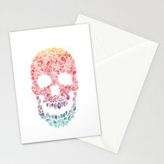 Death By Paisley Stationery Cards