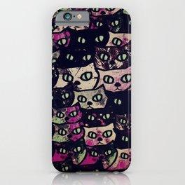 cat-8 iPhone Case
