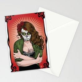 La Muerta Bella Stationery Cards