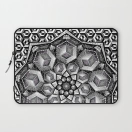 Isometric aspirations Laptop Sleeve