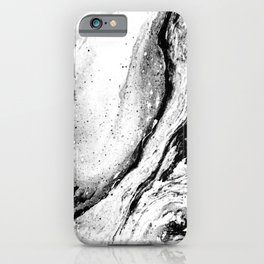 Rustic Marble iPhone Case